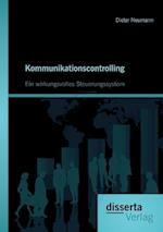 Kommunikationscontrolling af Dieter Neumann