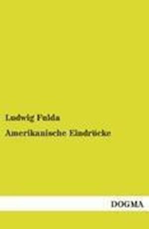 Bog, paperback Amerikanische Eindrucke af Ludwig Fulda