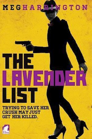 Bog, hæftet The Lavender List af Meg Harrington
