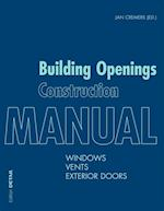 Building Openings Construction Manual (Detail Manual)