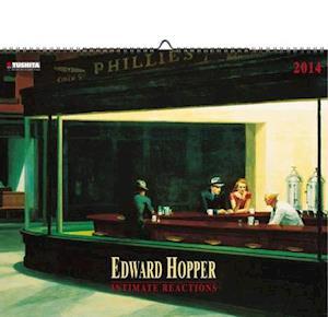 Edward Hopper - Nighthawks 2014