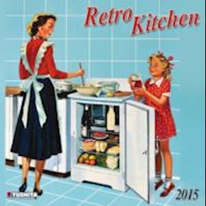 Retro Kitchen 2015