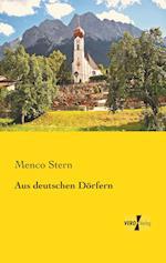 Aus Deutschen Dorfern af Menco Stern