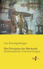 Die Prinzipien Der Mechanik