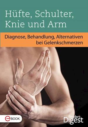 Hufte, Schulter, Knie und Arm
