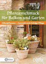 Pflanzenschmuck fur Balkon und Terrasse