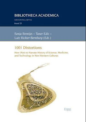 Bog, paperback 1001 Distortions af Sonja Brentjes