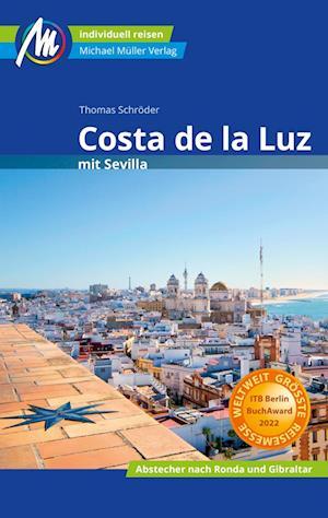 Costa de la Luz mit Sevilla Reiseführer Michael Müller Verlag