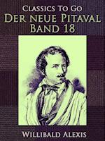Der Neue Pitaval-Band 18 af Willibald Alexis