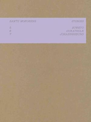 Bog, hardback Stories 5-7 af Santu Mofokeng