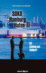 Soko Hamburg Hafen II af Wolfgang Salzmann