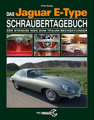 Das Jaguar E-Type Schraubertagebuch