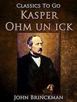 Kasper Ohm un ick af John Brinckman