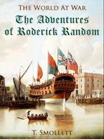 Adventures of Roderick Random af T. Smollett