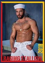 Raging Stallion 2018 Calendar