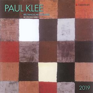 Paul Klee   Rectangular Colours 2019