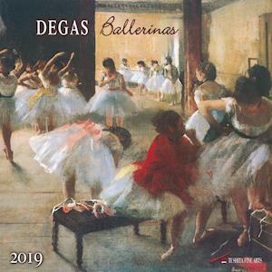 Edgar Degas Ballerinas 2019