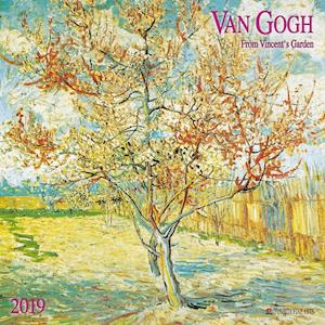 Van Gogh from Vincent's Garden 2019