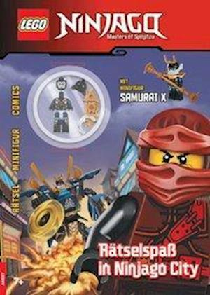 LEGO® NINJAGO® - Rätselspaß in Ninjago City