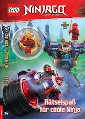 LEGO® NINJAGO® - Rätselspaß für coole Ninja