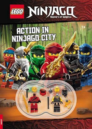 LEGO® NINJAGO® - Action in Ninjago City