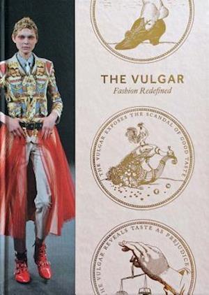 Bog, hardback The Vulgar af Judith Clark