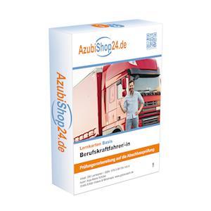 AzubiShop24.de Basis-Lernkarten Berufskraftfahrer/in