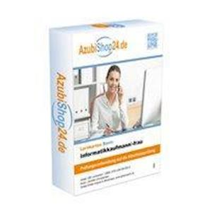 AzubiShop24.de Basis-Lernkarten Informatikkaufmann/-frau. Prüfungsvorbereitung
