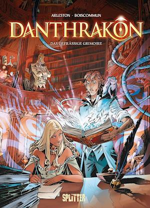 Danthrakon. Band 1
