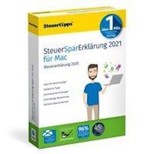 SteuerSparErklärung Mac 2021