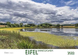 Eifel 2022 Bildkalender A2 quer