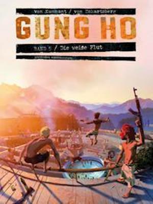 Gung Ho Comicband 5 - Vorzugsausgabe
