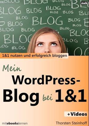 Mein WordPress-Blog bei 1und1 af Thorsten Steinhoff