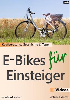 E-Bikes fur Einsteiger af Volker Eidems
