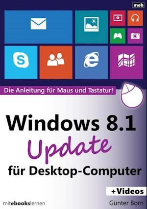 Windows 8.1 UN date fur Desktop-Computer af Gunter Born