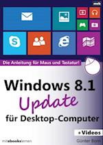 Windows 8.1 UN date fur Desktop-Computer af Gunter Born