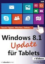 Windows 8.1 Update fur Tablets af Gunter Born