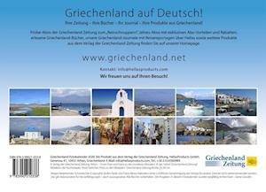 Griechenland-Foto-Kalender