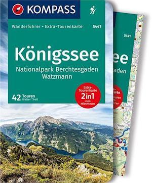 Königssee, Nationalpark Berchtesgaden, Watzmann