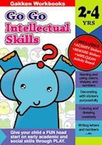 Go Go Intellctual Skills 2-4 af Gakken