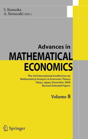 Advances in Mathematical Economics Volume 8