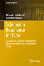 Schumann Resonance for Tyros af Masashi Hayakawa