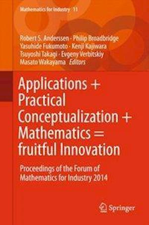 Applications + Practical Conceptualization + Mathematics = fruitful Innovation
