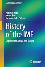 History of the IMF af Kazuhiko Yago