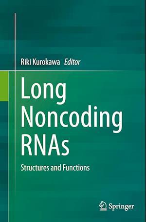 Bog, paperback Long Noncoding Rnas af Riki Kurokawa