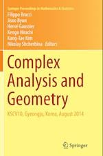 Complex Analysis and Geometry (Springer Proceedings in Mathematics & Statistics, nr. 144)