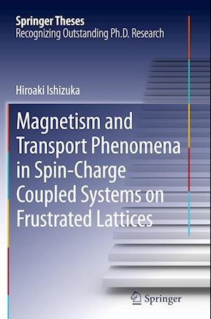 Magnetism and Transport Phenomena in Spin-Charge Coupled Systems on Frustrated Lattices