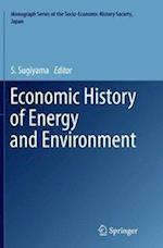 Economic History of Energy and Environment (Monograph Series of the Socio Economic History Society Japa)