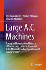 Large A.C. Machines