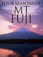Four Seasons of Mt. Fuji
